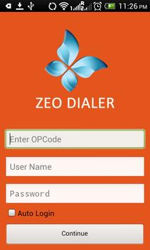ZeoSocial apk screenshot