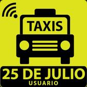 Taxis 25 de Julio icon