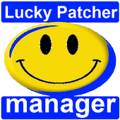 Lucky Patcher manager icon