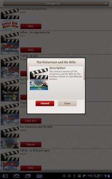 BookMovie apk screenshot