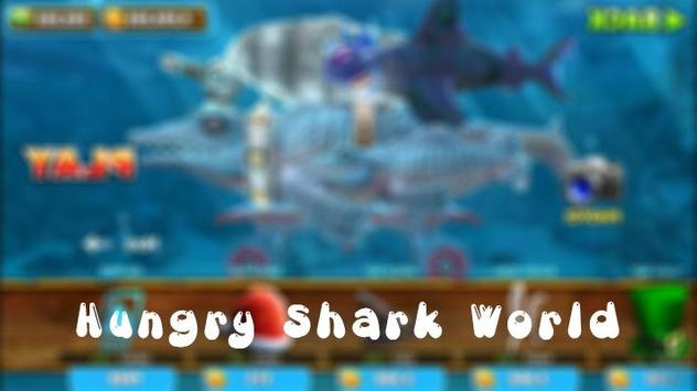 Guide Hungry Shark World poster