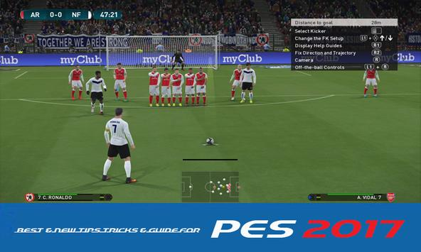 TIPS PES 2017 poster
