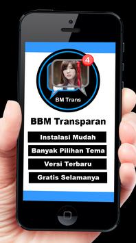 Transparent BM Screen by ZD poster