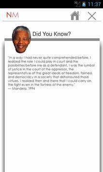 Nelson Mandela's Biography apk screenshot