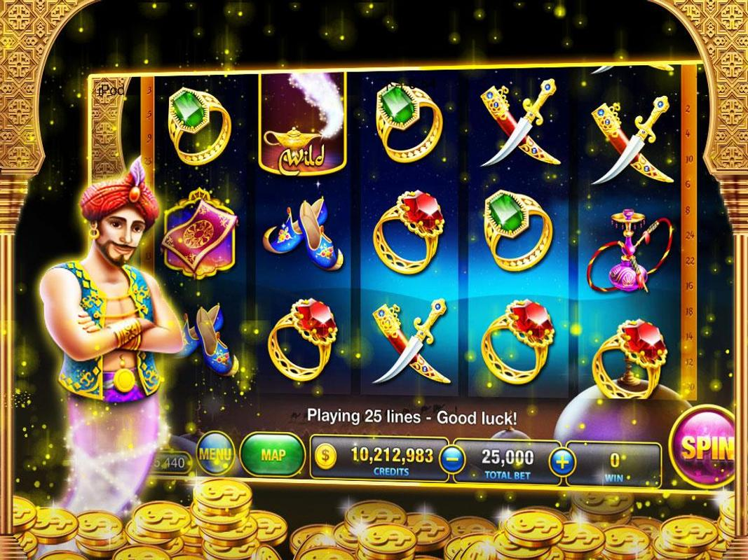 Slots magic casino download
