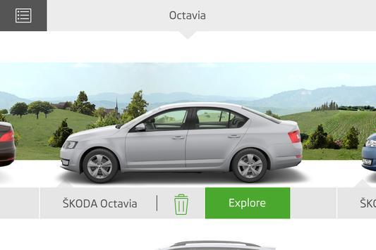 ŠKODA Interactive Catalogue poster