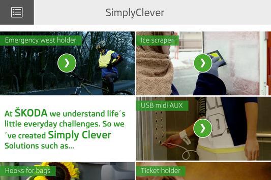 ŠKODA Interactive Catalogue apk screenshot