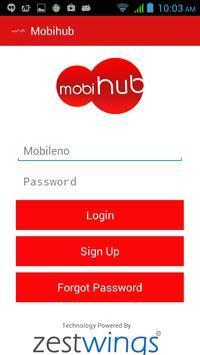 Mobihub apk screenshot