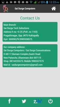 Sai Durga Computers apk screenshot