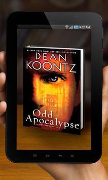 Dean Koontz AR Viewer poster