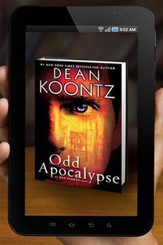 Dean Koontz AR Viewer apk screenshot