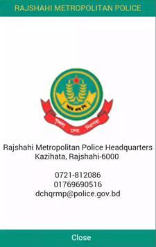 RMP App poster