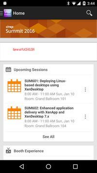 Citrix Summit 2016 apk screenshot