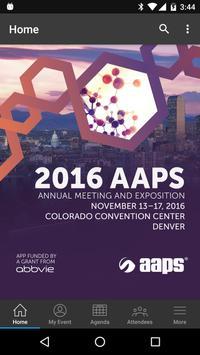 2016 AAPS Annual Meeting and E apk screenshot
