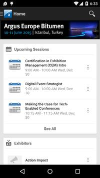 Argus Events apk screenshot
