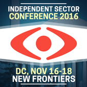 Independent Sector Conference icon