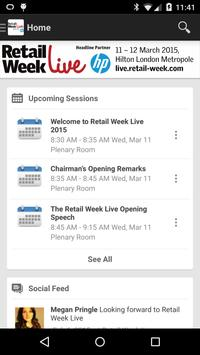 Retail Week Live apk screenshot