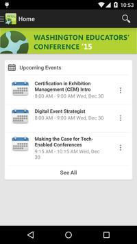 WA Educators' Conference apk screenshot