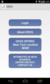 ODOS apk screenshot