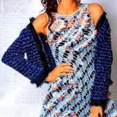Журнал вязание icon