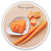 Baby Food Recipes Guide icon
