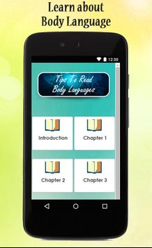 Tips To Read Body Languages apk screenshot