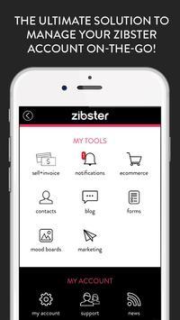 ZibsterToGo poster