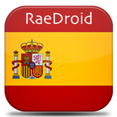 Spanish RAE dictionary icon