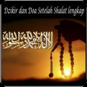 Dzikir Dan Doa Sesudah Shalat icon
