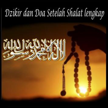 Dzikir Dan Doa Sesudah Shalat poster
