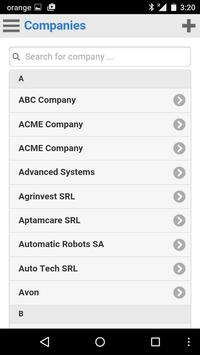 Zimplu CRM apk screenshot