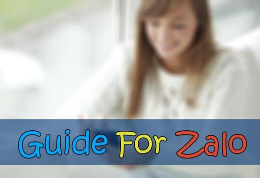 Best ZALO friends nearby tips poster