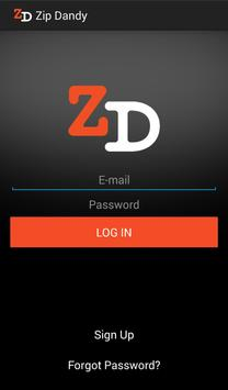 Zip Dandy apk screenshot