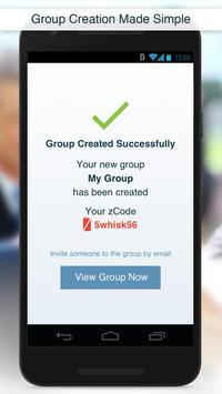Zipwire apk screenshot