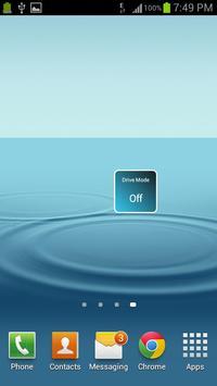 Driving Mode apk screenshot
