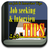 Job seeking & Interview Tips icon