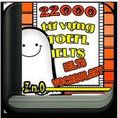 22000 TỪ VỰNG THI TOEFL IELTS icon