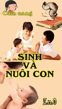 Cẩm nang Sinh và Nuôi con poster
