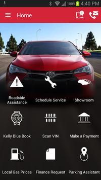 Elgin Toyota DealerApp poster