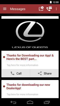 Lexus of Queens DealerApp apk screenshot