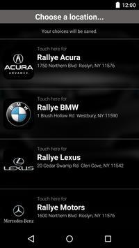 Rallye Automotive Group poster