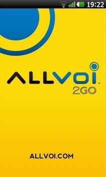 ALLVOI 2GO poster