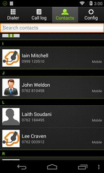 Zoiper IAX SIP VOIP Softphone apk screenshot