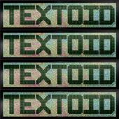 Textoid icon