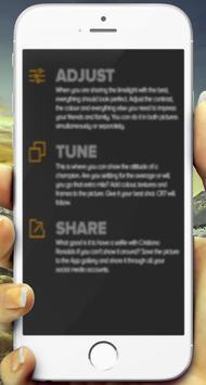 Guide For CR7Selfie apk screenshot