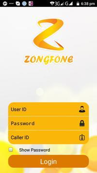 Zongfone poster