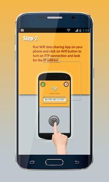 WiFi File Transfer apk screenshot