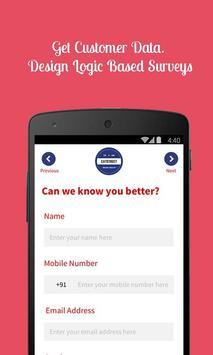 Zonka Feedback and Survey App poster