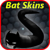 Bat Skins For Slither.io icon