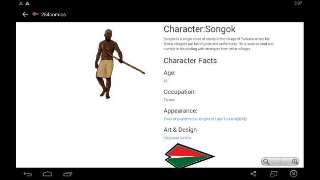 254comics apk screenshot